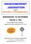 Enseignement et adoration