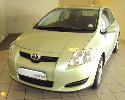 toyota auris used cars bakkies for sale gumtree autos post. Black Bedroom Furniture Sets. Home Design Ideas