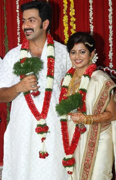 Wedding Photos On Prithviraj Marriage Stills Exclusive Images