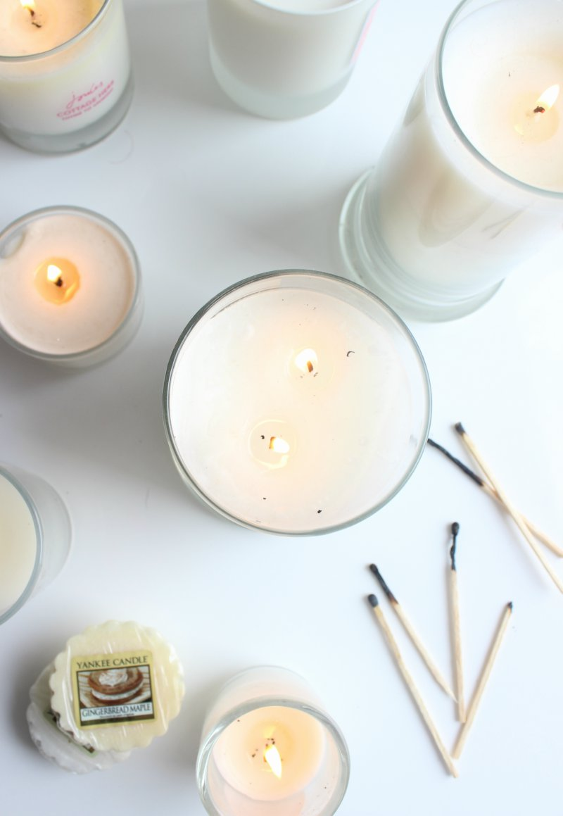 A Few Candle Care Tips