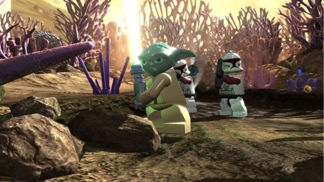 LEGO Star Wars 3 The Clone Wars PC Full Español Skidrow Descargar