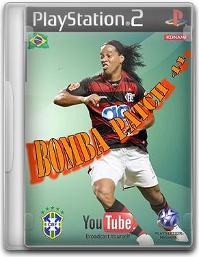 Capa Bomba Patch 41   Atualizado Agosto 2011 – PS2