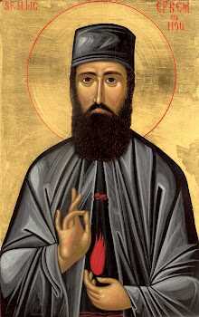 Azi 5 mai praznuirea Sfantului Mucenic Efrem cel Nou !
