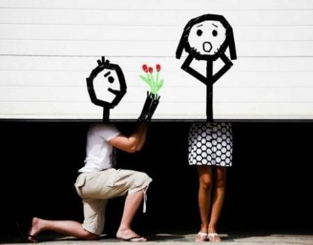Showing Creativity ...
