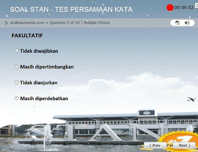 Soal STAN Online