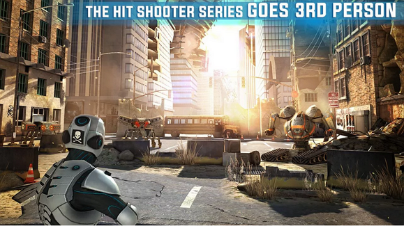 Overkill 3 v1.1.7 APK (Mod Unlimited Money)