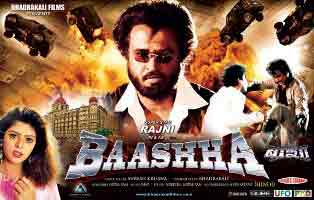 Watch Baasha (1995) Tamil Movie Online