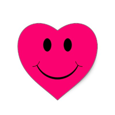 Pink heart emoticon 15 pink smileys and emoticons