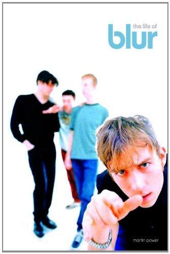 The Life of Blur: New Blur Biography by Martin Powers, martin powers life of blur, blur book, blur band book, alex james book, damon albarn book, blur biography, damon albarn biography, britpop book
