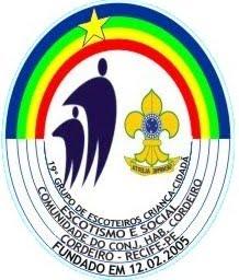 Logomarca oficial do grupo