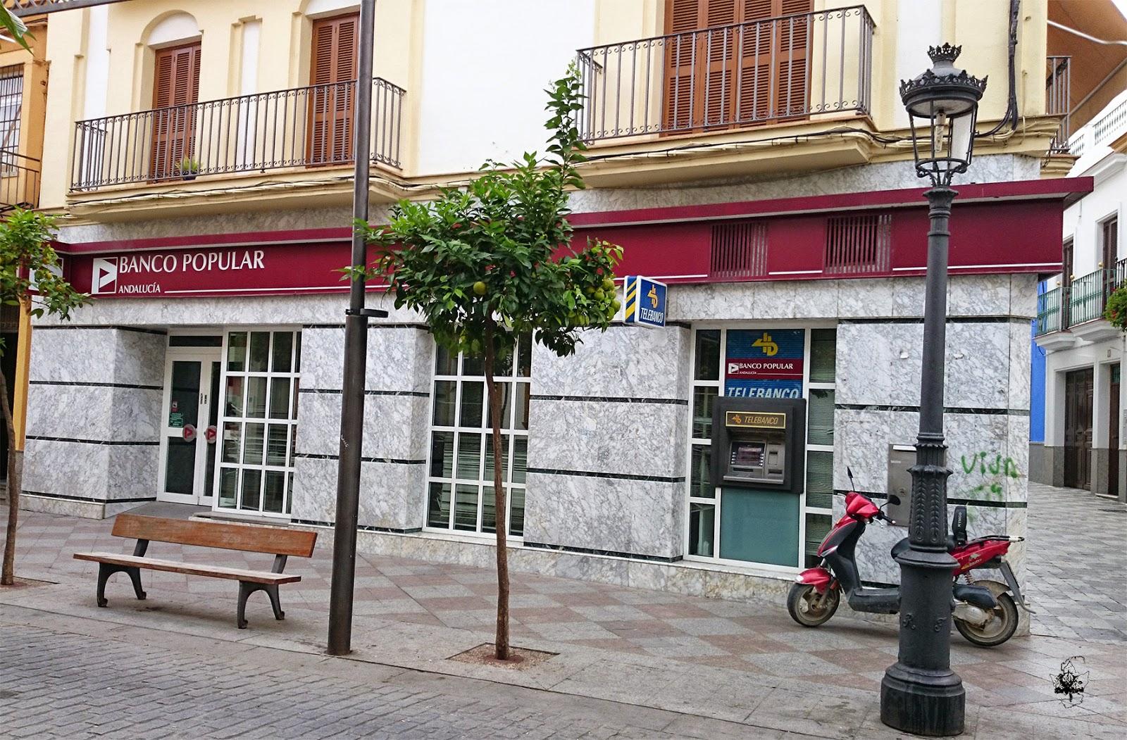 Asociaci n cultural searus el banco de jerez fundado en for Oficinas banco popular cordoba