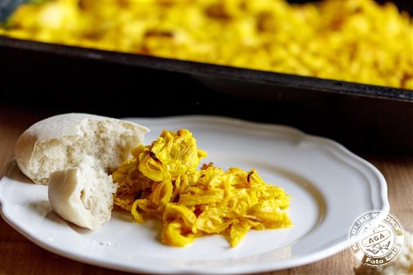 Joojeh Kabab - Saffraan en limoen kip
