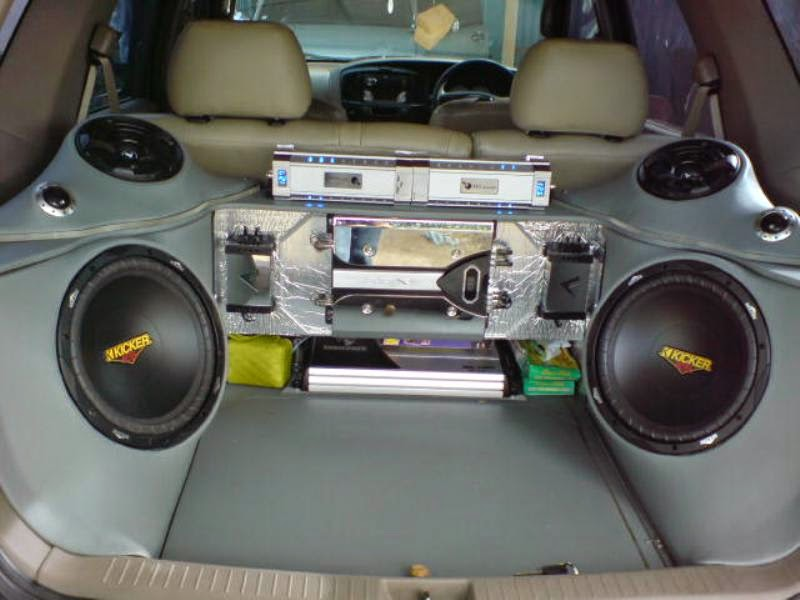 modifikasi mobil xenia interior