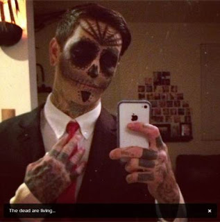 Mitch Lucker Ultima Foto