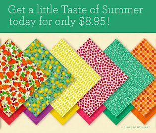 May Special: Taste of Summer