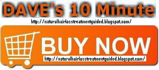 dave 10 minute buy now hair loss natural solution
