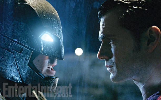 SUPERMAN V BATMAN New Pic Movie