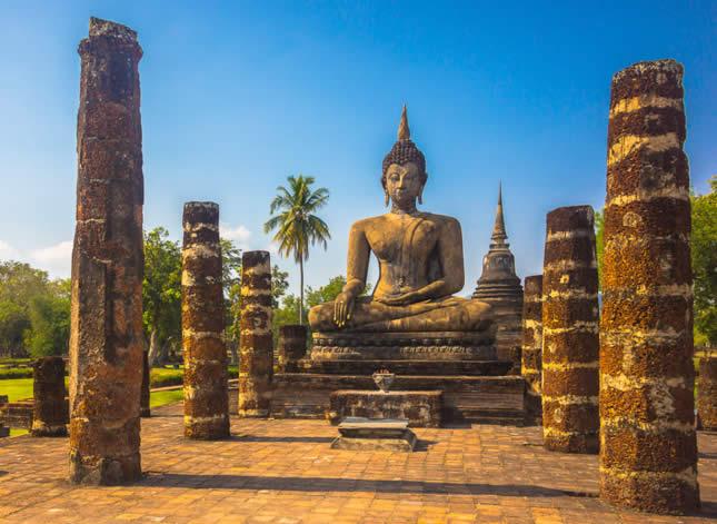 Sukhothai - Thailand, Tailândia