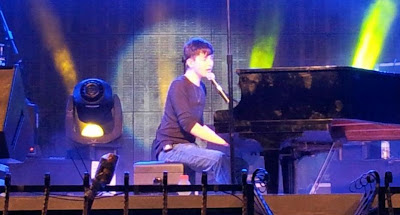 Greyson Chance performing at KIRC in Malaysia Nov 2, 2012