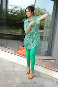 Swathi Glam photos in green-thumbnail-6
