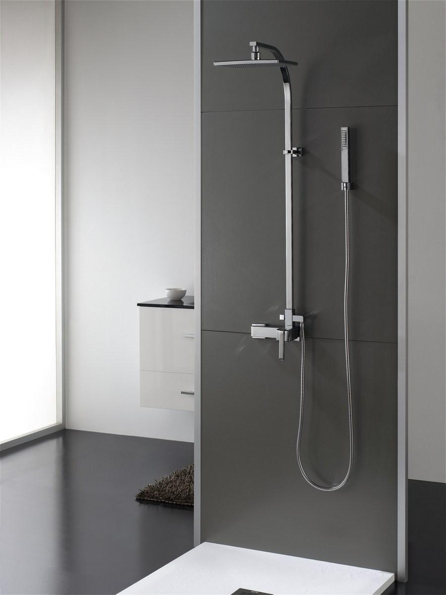 El blog del ba o grupos de ducha calidades y fabricantes for Decoracion duchas