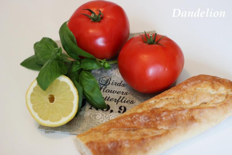 dandelion dream tomatensuppe. Black Bedroom Furniture Sets. Home Design Ideas