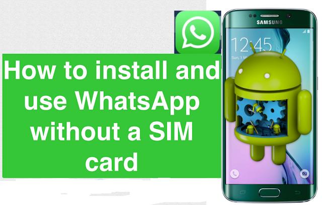 Whats App ko Bina Phone Number ke Istemal Kaise Karen