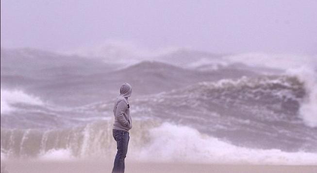 Hurricane Sandy Maryland