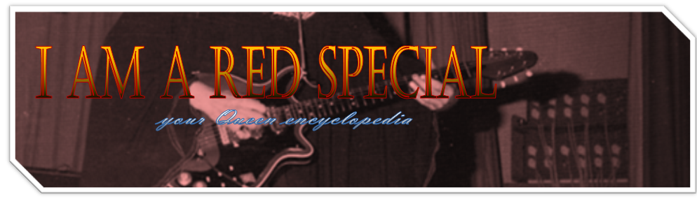 I Am A Red Special