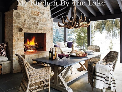 My Kitchen By The Lake