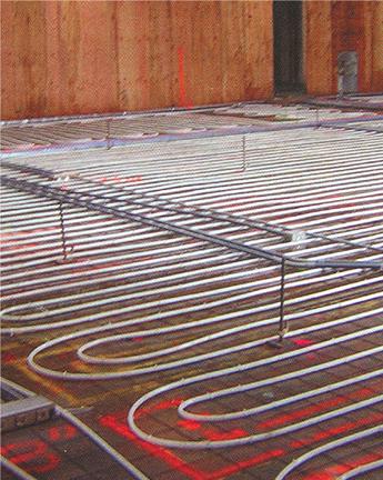 Radiant floor heating for Warm toes radiant heat