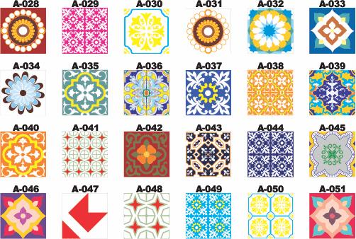 Adesivos adesivos decorativos rp todos modelos de for Azulejos decorativos