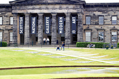 Scottish National Gallery of Modern Art, Edinburgh, United Kingdom by Martin Burns