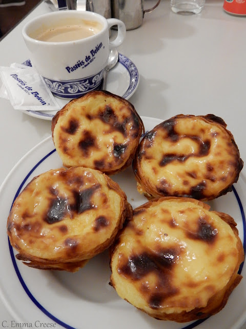 Things to do in Lisbon - Eat Pastel de Nata