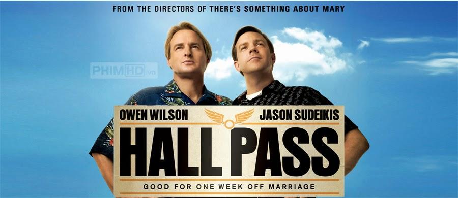 Phim Vé Độc Thân VietSub HD | Hall Pass 2011