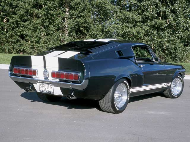 ford mustang gt 1967 fastback. Black Bedroom Furniture Sets. Home Design Ideas