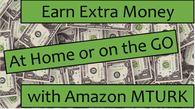 Earn Extra Money with Amazon MTURK