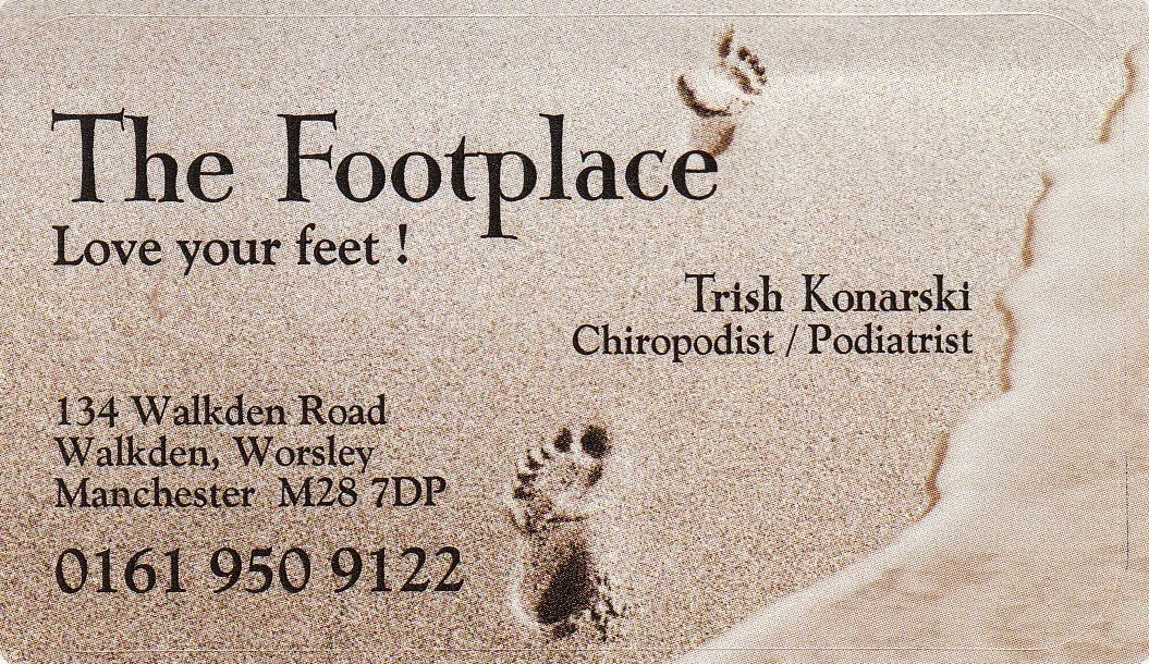 "The Foot Place ""Love Your Feet"""