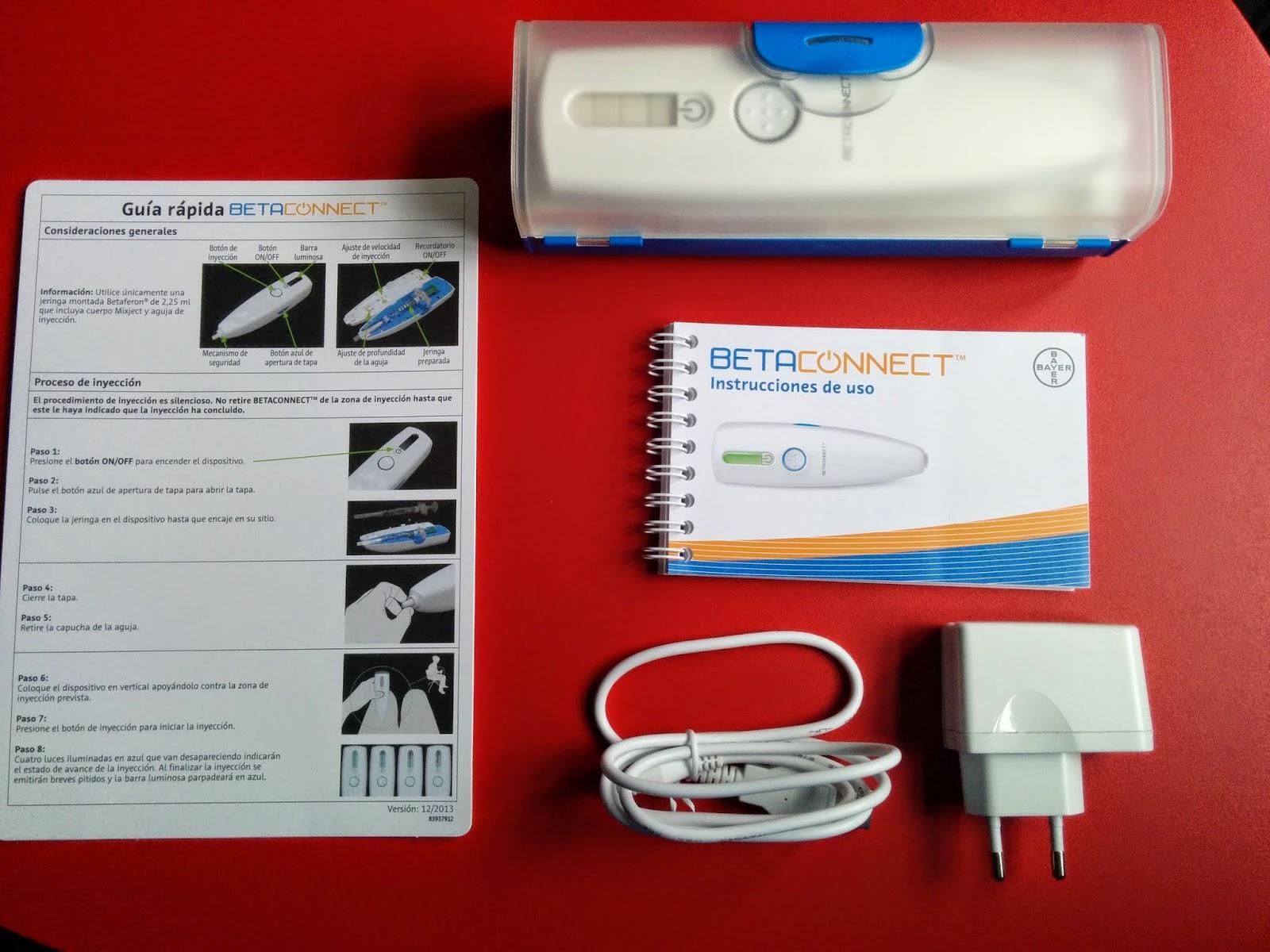 betaconnect accesorios