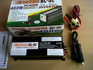 Power Inverter Mobil