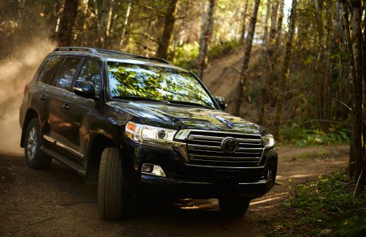 2016 Toyota Land Cruiser Specs and Review