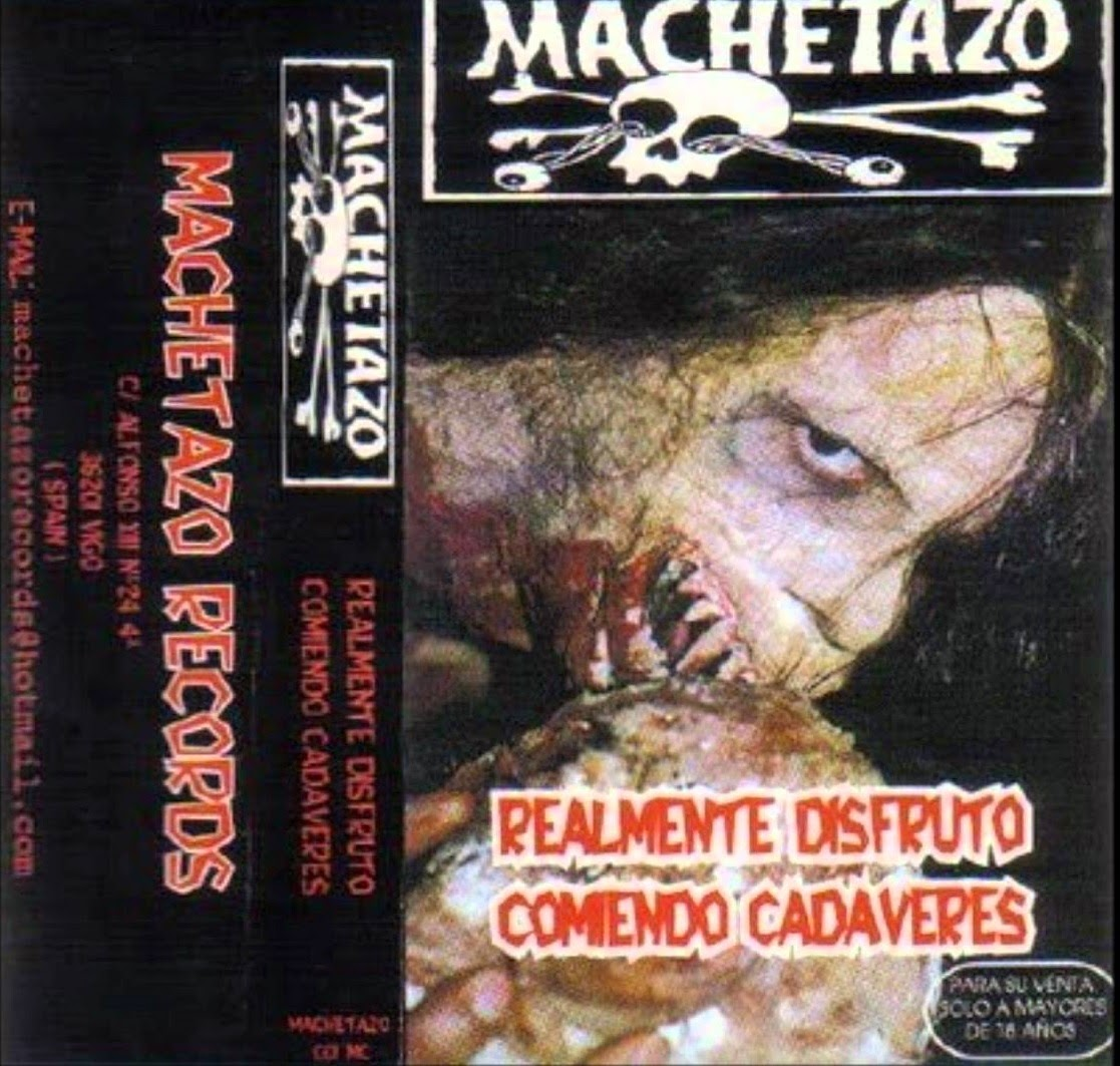 Metal Brutal Argentino Machetazo Realmente Disfruto Comiendo The Little Things She Needs Malmo Black White Tsn0001342c0256 Hitam 38 21 Jul 2014