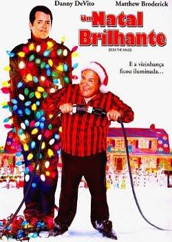 Filme Poster Um Natal Brilhante DVDRip XviD & RMVB Dublado