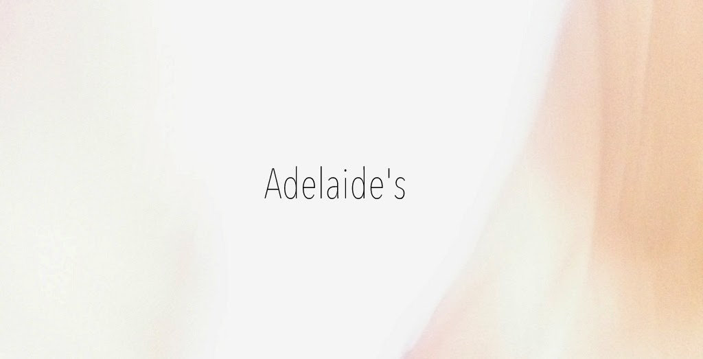 Adelaide's Homesewn