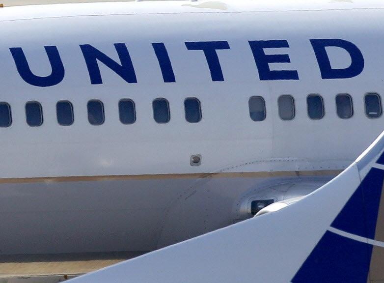 United Airlines advierte a sus pilotos por cometer deficiencias 'importantes'