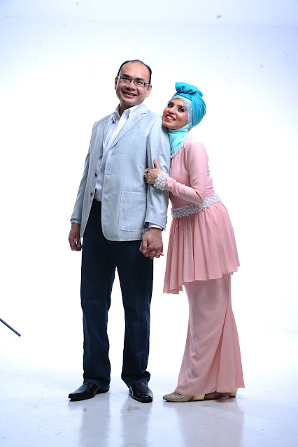 CDM Adibah Karimah and DDM Dr Hasbi by photographer hafiz atan