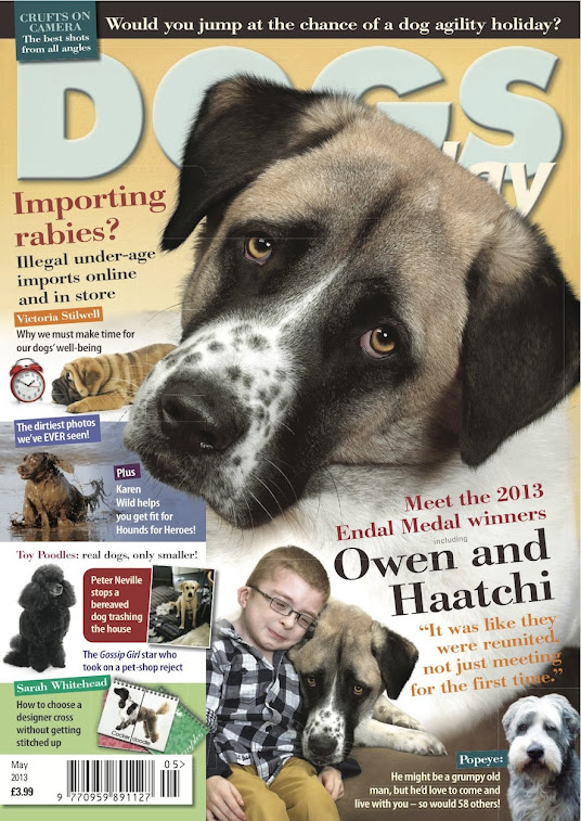 May issue on sale from Thursday online now