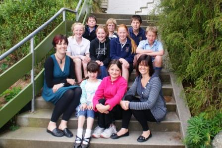 The Crafty Crew -                                       Writers Extension Group