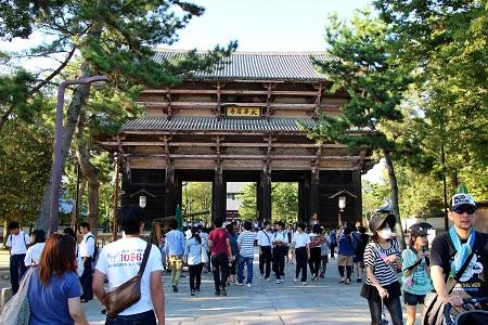 Todai-ji Nandaimon Gate