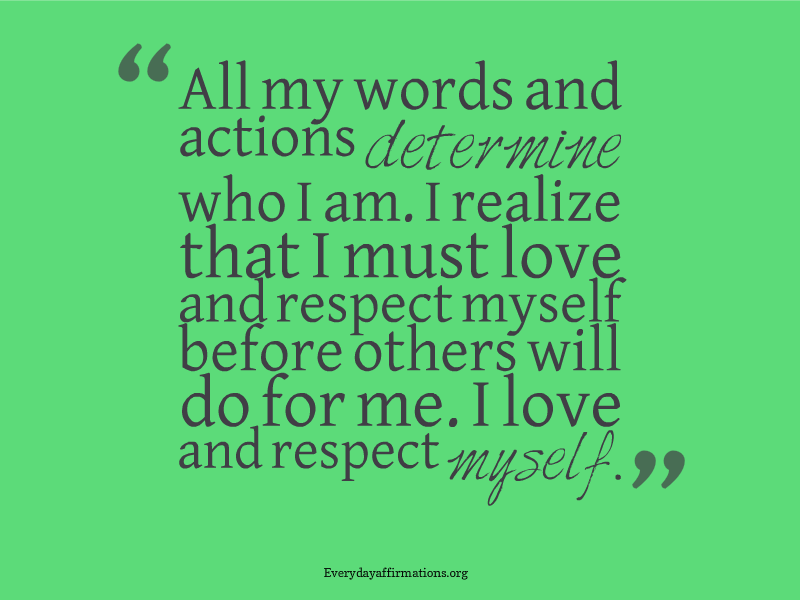 Affirmations for Success, Daily Affirmations 2014
